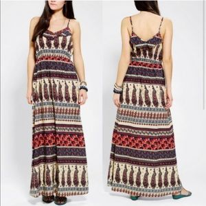 Band of Gypsies Boho Maxi Dress